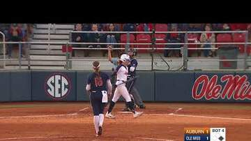 East Alabama Local News - #13 Auburn at Ole Miss (Softball)