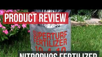 None - Nitro-Phos Fertilizer Application
