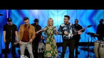 """Angel Johnny - Prince Royce Se Presentó En El Programa """"Live With Kelly and Ryan""""."""