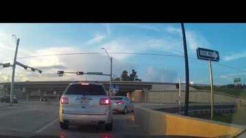 JJ Ryan - WATCH: When The Song On The Radio Syncs With The Accident In Front Of You
