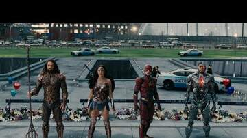 image for New 'Justice League' Trailer Debuted At Comic-Con