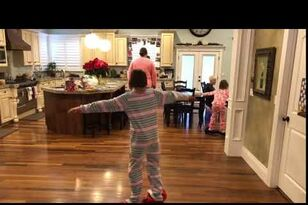Girl Becomes Human Cyclone and Faceplants on Hoverboard