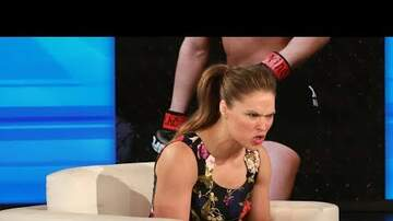 Greg Chance - Learn How To Mean Mug With Ronda Rousey
