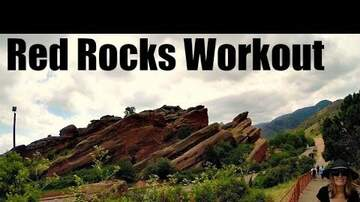 Scott Arbough - The Red Rocks Workout!
