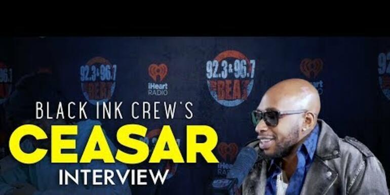 Black Ink Crew's Ceaser Interview w/ DJ Scream on Hoodrich Radio