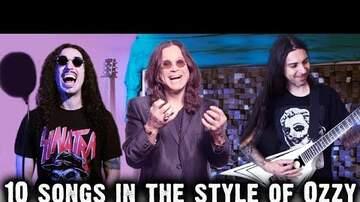 Ballard - 10 Songs In The Style Of Ozzy Osbourne!