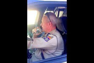 Arizona State Trooper's Final Radio Call Is Bringing People To Tears