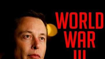 DB - Elon Musk Warns Humans About World War 3