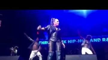 Freestyle Throwback Jam - See Lisa Lisa Perform 'I Wonder If I Take You Home'