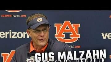 Auburn Sports Blog (36287) - Malzahn: Georgia Postgame