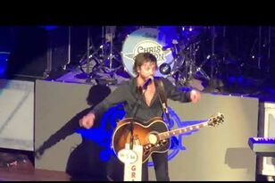 Keith Urban Joins Chris Janson for a Song & Special Invite