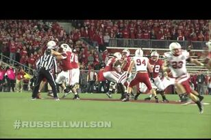 #TBT: RussellMania hits Wisconsin in 2011