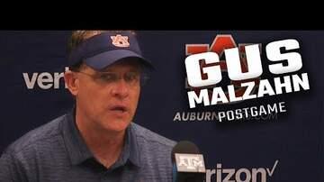 Auburn Sports Blog (36287) - Malzahn Comments After Texas A&M Victory