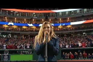 Rachel Platten Completely Messes Up National Anthem [VIDEO]