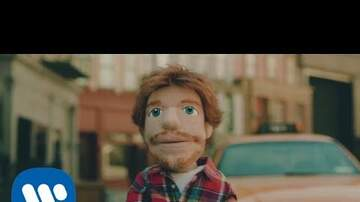 Megan Blog (57759) - Ed Sheeran's lookalike puppet stars in his new video [WATCH]