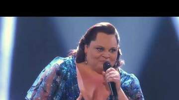 Kristy - Kahuku's own Keala Settle slaying the stage