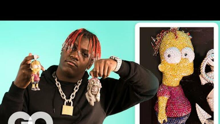 Lil Yachty Shows Off His Insane Jewelry Collection