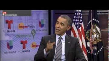 Ron Verb - Obama  About People Not Wanting To Spend On Health