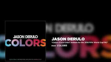 Greg Chance - Jason Derulo's New Song Is The FIFA World Cup Anthem Song!