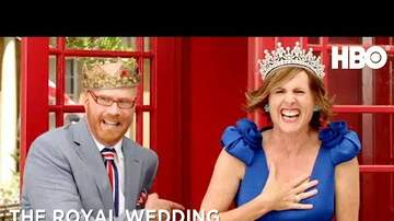 Megan Blog (57759) - Will Ferrell and Molly Shannon will cover the Royal Wedding for HBO