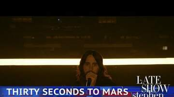 Min Lee - Thirty Seconds To Mars Performs Dangerous Night