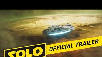 Brenna Rae - Official Trailer for Solo: A Star Wars Story
