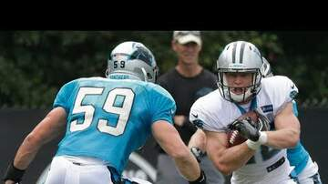 Man Stuff - Christian McCaffrey vs Luke Kuechly - who ya got?