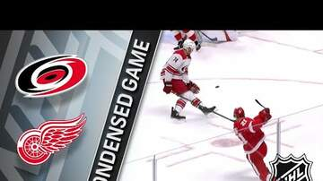 Fox Sports Morning Blitz - Elias Lindholm Sinks Red Wings With 2 Goals