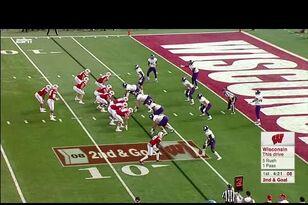 HIGHLIGHTS: Wisconsin 33, Northwestern 24