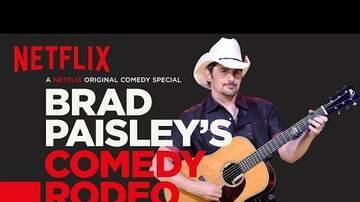 Abby Rae - Brad Paisley's Comedy Rodeo Trailer