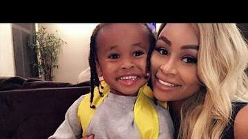 Tammie Holland - Blac Chyna Enjoys a Mommy-Son Date Night
