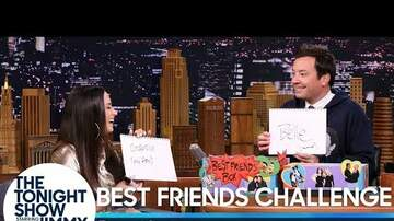 Shannen O - Demi Lovato Plays Best Friends Challenge with Jimmy