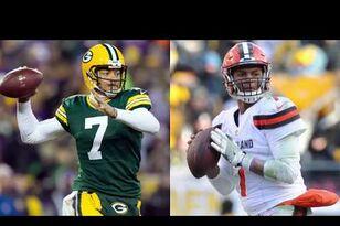 It's DeShone Kizer vs. Brett Hundley for Packers' backup QB