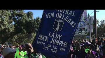 LBJ - VIDEO: Original Men and Lady Buckjumpers Second Line