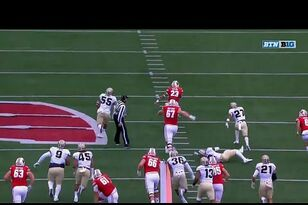 Video Highlights: Wisconsin 17, Purdue 9