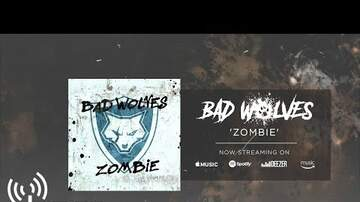 Johnny - Bad Wolves release Cover of Zombie