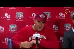 Wisconsin 17, Purdue 9: Paul Chryst Postgame Press Conference