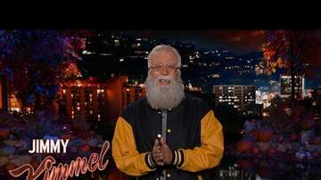 Carol Miller - Dave Grohl- as David Letterman!