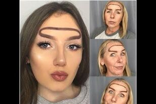 The Halo Brow is the New Fashion Trend