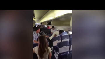 John Corby - Southwest Airline Brawl caught on video