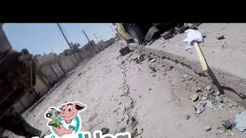 Tanner - Watch as this GoPro Deflects a Snipers Bullet