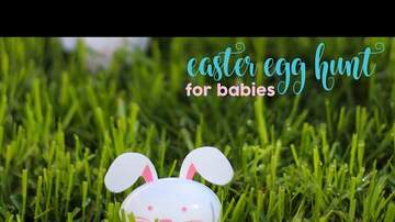 Dr. Shane - Check Out This Cool Easter Egg Hunt For Babies!
