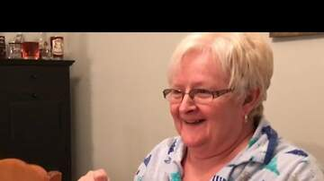 James Burlander - VIDEO: Hysterical Pregnancy Announcement Makes Grandma-To-Be Completely Flip!