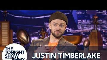 Kristy Knight - Justin Timberlake Talks Performance On Fallon