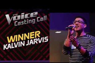 Congratulations Kalvin Jarvis
