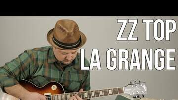How To Play - How To Play La Grange By ZZ Top On Guitar Tutorial