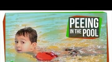 JJ Ryan - Peeing In The Pool Could Be Dangerous?!
