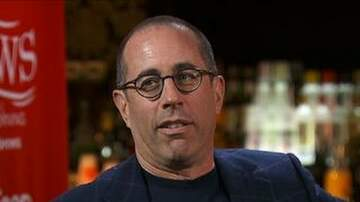 Andy Clark - Jerry Seinfeld is finally asked a great question....