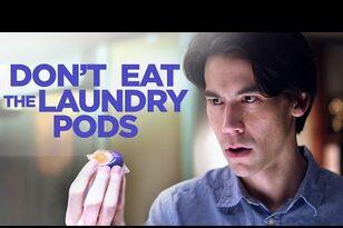 Laundry Pod Challenge: Stupid and Dangerous
