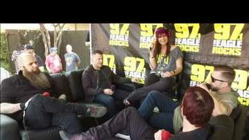 BFD (414) - Cindy Scull Gets Three Days Grace Backstage